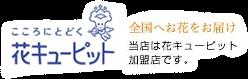 大阪府 堺市駅前の花屋 フラワーショップ花治 こころにとどく花キューピット全国へお花をお届け当店は花キューピット加盟店です。